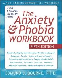 anxiety and phobia wkbk